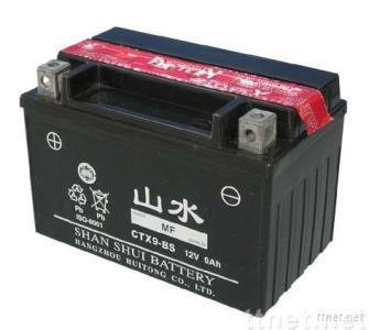 MF Motorcycle Battery CTX9-BS