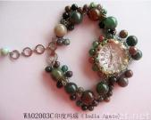 india agate, fine jewelry, woman watch,special decoration
