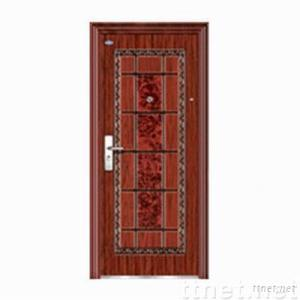 steel door/security door/metal door JF013