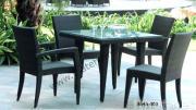 Outdoor dining set MHA-003