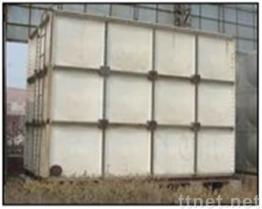 GRP watertanks