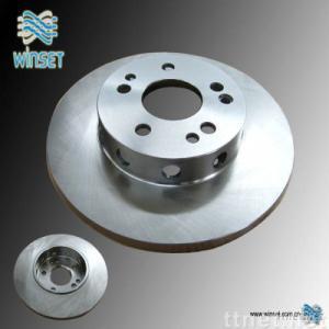 brake disc and brake drum