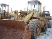 CATの車輪の積込み機966D