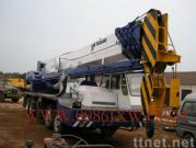 使用されたクレーンtadano 55トン