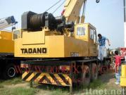 使用されたクレーンTADANO 55t (使用されたクレーンtadano 55t、秒針のトラッククレーン、使用された油圧クレーン55T)