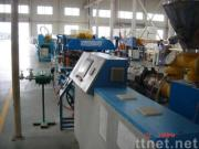 PVC Pipe Extruder-UPVC SBG-200 Double Wall Corrugated Pipe Extrusion Line