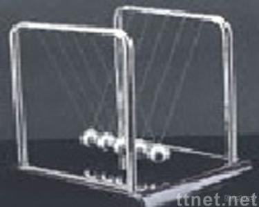 Newton's pendulum /newton's cradle/nd004/office supplies/kinetic balls