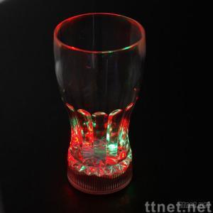 Plastic Coca Glass