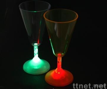 Colorful Champagne Glass