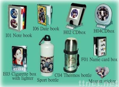 Sublimation Metal Materials