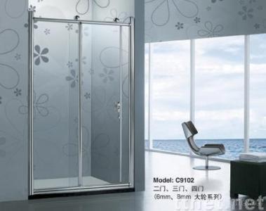 Shower Divider