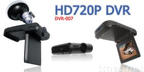 HD 720P Portable Car DVR