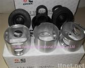 Dongfeng part L375 piston