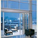 bi-folding door,folding door,aluminum door,aluminium door