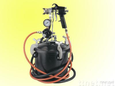10L Paint Tank with Spray Gun