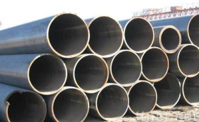 Carbon steel pipe for liquid transportion