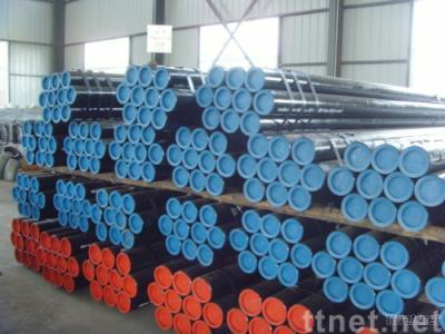 Seamless steel pipe for hingh -temperature service