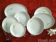 Coupe dinner set