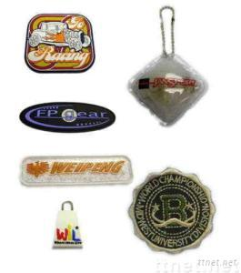 Patch/Zipper Slider/Badge