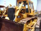 De gebruikte bulldozer van de Kat D7G
