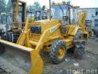 Used JCB loader backhoe 3CX
