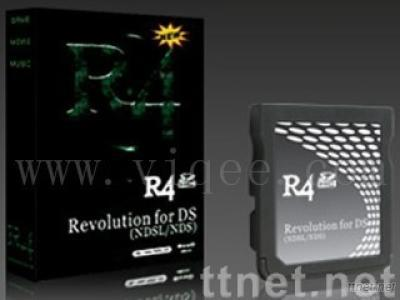 R4-SDHC Revolution for DS(NDSL/NDS)