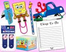 Magnetic & Relief Bookmark/Pencil w/Topper/Note Pad Cube/Magnetic Photo/Memo Set