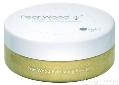 Pear Wood Exfoliating Powder 80g