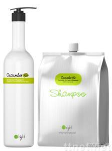 Cucumber Oil Control Shampoo 400 ml/Refill 1000 ml