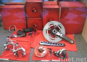 2009 New Sram Red Road Bike Group Parts 8 Piece