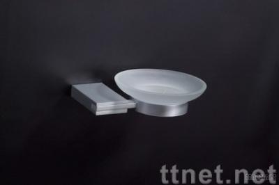 Alum. Wall-mounted Soap Dish
