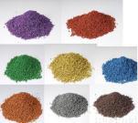 EPDM colored granules