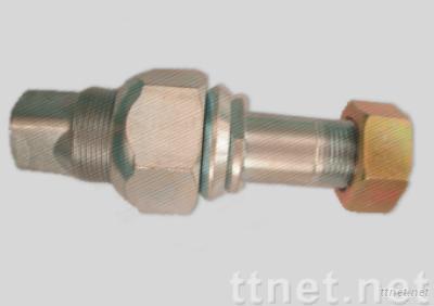 wheel bolt and nut