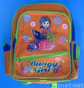 Stock Kids' School Backpack