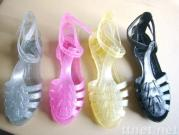 lady sandals/jelly shoes/lady slippers