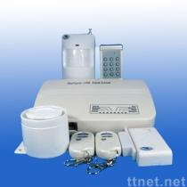 Wireless GSM Alarm System For Home Security