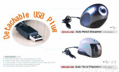 USB Pencil Sharpener