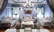 Het meubilair van de woonkamer
