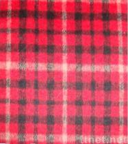 Wool Plaid Fabric(01395)