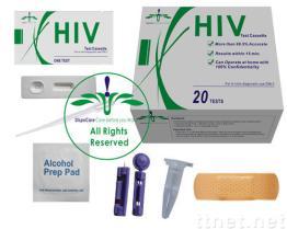 One Step HIV Test Kit, Home HIV Test Kit,Rapid HIV Test Kit at home