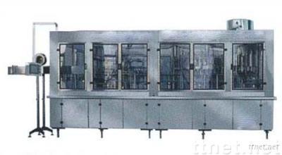 PET Bottle 3-in-1 Monobloc Machine for Beer