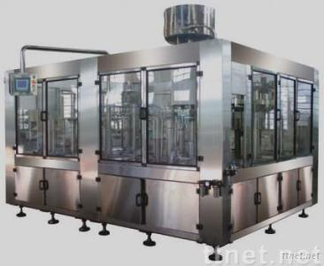 Rinsing Balanced Pressure Filling and Screw Capping Machine(With Air)