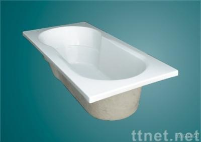 Simple Bathtub (ISO9001,CE&ROHS)
