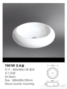 wash basin 7001