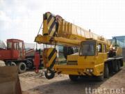 TADANOのトラッククレーンGT550E
