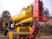 KATOのトラッククレーンNK500E