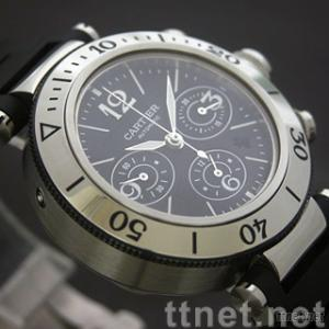 High Quality Brand Watches, Cartier Watch, Chronograph Watch, Men's Watch, Swiss Watch