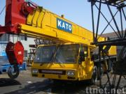 50T KATOのクレーン車