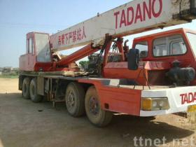 40t /used van de tadanokraan kraan voor verkoop