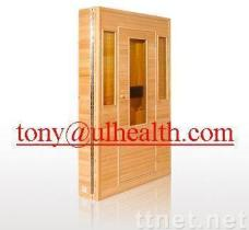 folding infrared sauna room,home sauna cabin